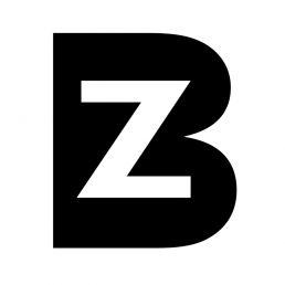 Monogramm schwarz weiss