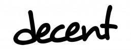 decent logotype