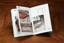 elegante broschüre gestaltung