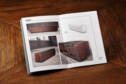 produktdarstellung in broschüre