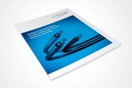 Firmenbroschüre Design