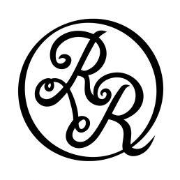 Logodesign der Initialen RR